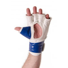Luva de MMA Azul