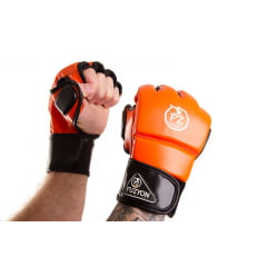 Luva de MMA Laranja